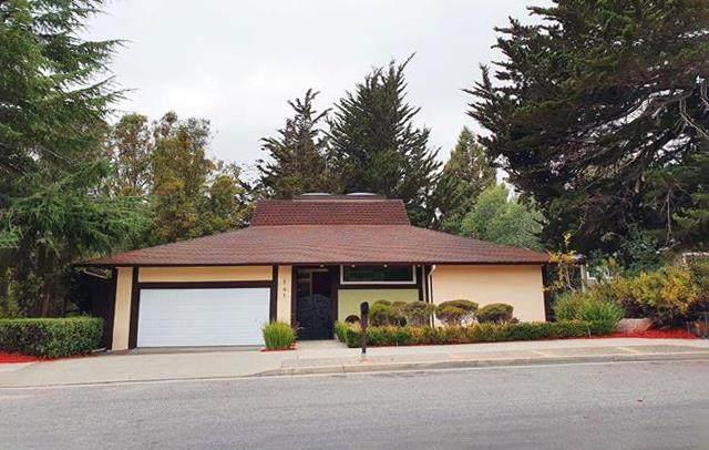 141 Archer Dr, Santa Cruz, CA 95060 (#ML81863109) :: Schneider Estates