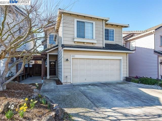 18807 Sydney Cir, Castro Valley, CA 94546 (#BE40809929) :: The Kulda Real Estate Group