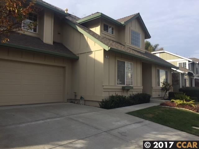 234 Del Valle Ct, Pleasanton, CA 94566 (#CC40806143) :: The Gilmartin Group