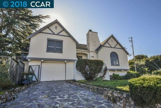1707 San Pablo Ave, Pinole, CA 94564 (#CC40810021) :: The Kulda Real Estate Group
