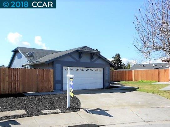 1318 Madrone Way, San Pablo, CA 94806 (#CC40812337) :: The Goss Real Estate Group, Keller Williams Bay Area Estates