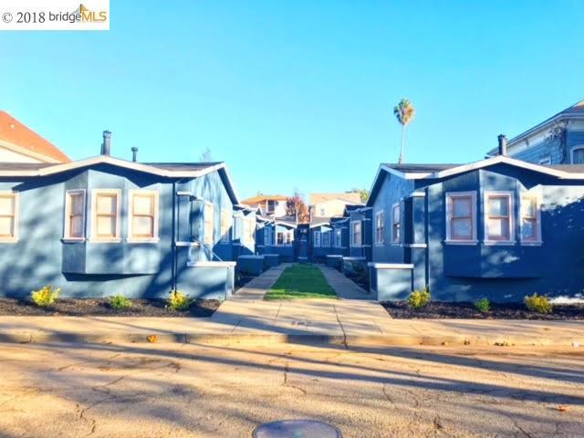 1438 Chestnut Street, Oakland, CA 94607 (#EB40812366) :: The Goss Real Estate Group, Keller Williams Bay Area Estates