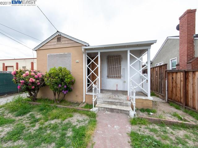 1368 102Nd Ave, Oakland, CA 94603 (#BE40864932) :: Strock Real Estate
