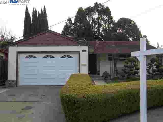 28068 Dickens Ave, Hayward, CA 94544 (#BE40879010) :: The Goss Real Estate Group, Keller Williams Bay Area Estates