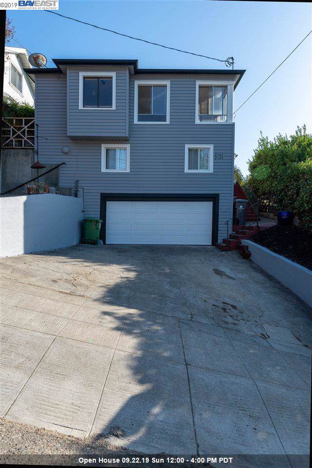 2143 Damuth Street, Oakland, CA 94602 (#BE40881807) :: Live Play Silicon Valley