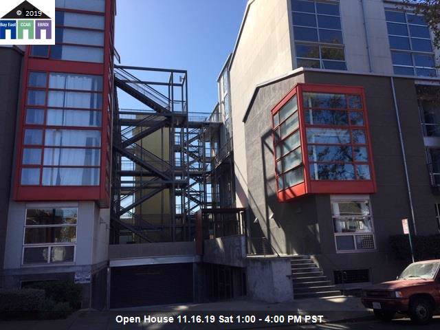 1007 41St St, Emeryville, CA 94608 (#MR40887960) :: The Realty Society