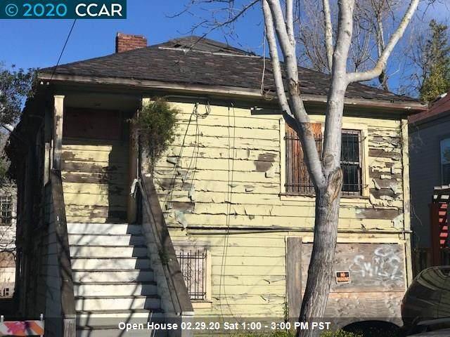 1270 64 Street, Emeryville, CA 94608 (#CC40895561) :: Keller Williams - The Rose Group