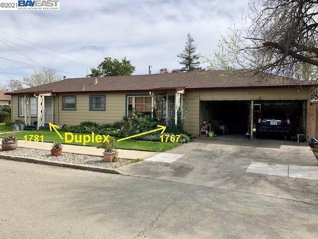 1767 Park Street, Livermore, CA 94551 (#BE40942446) :: Alex Brant