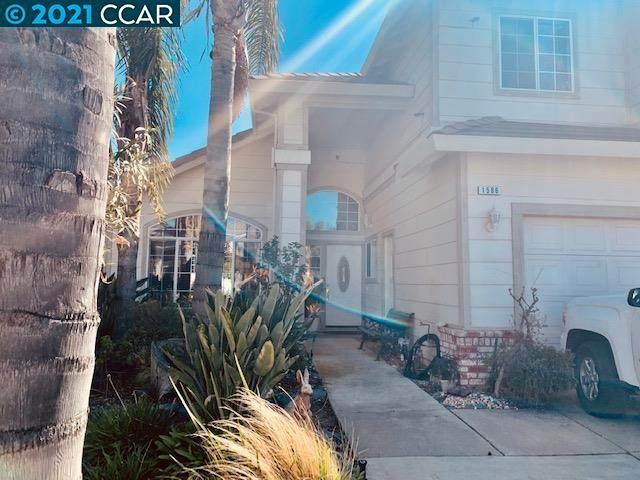 1586 Terry Lynn Ln, Concord, CA 94521 (#CC40946520) :: Schneider Estates