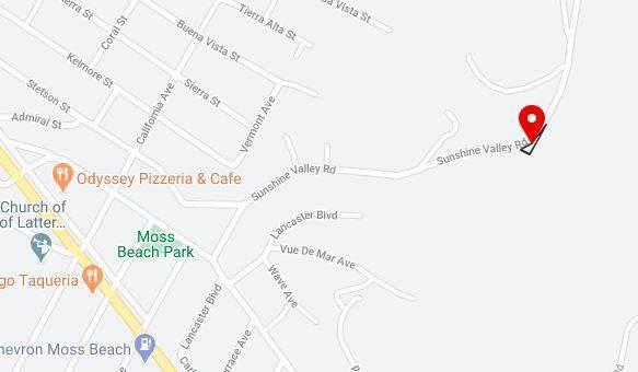000 Sunshine Valley Rd, Moss Beach, CA 94038 (#ML81784302) :: The Kulda Real Estate Group