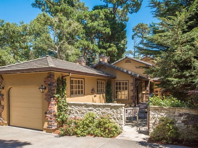 0 Crespi 6 Se Mountain View, Carmel, CA 93921 (#ML81656486) :: The Kulda Real Estate Group