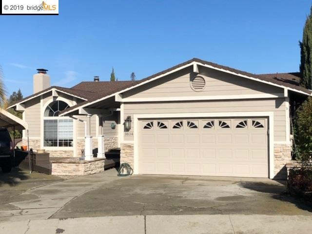 3834 Pinot Ct, Pleasanton, CA 94566 (#EB40849699) :: The Realty Society