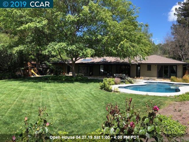 2982 Roundhill Road, Alamo, CA 94507 (#CC40861880) :: Perisson Real Estate, Inc.