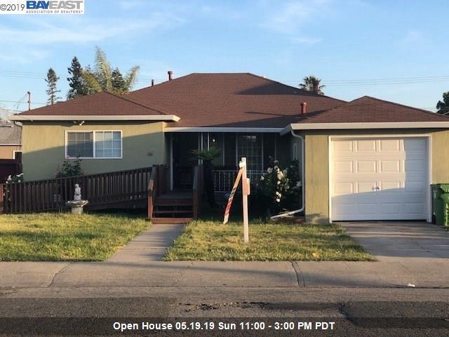 470 Violet St, San Leandro, CA 94578 (#BE40865313) :: Strock Real Estate