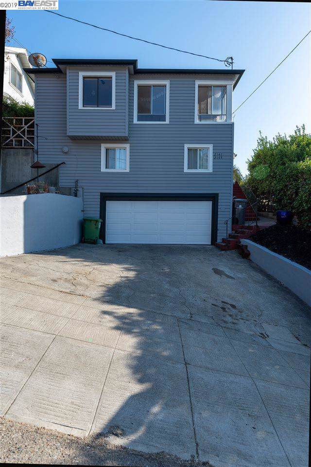 2143 Damuth Street, Oakland, CA 94602 (#BE40881807) :: The Goss Real Estate Group, Keller Williams Bay Area Estates