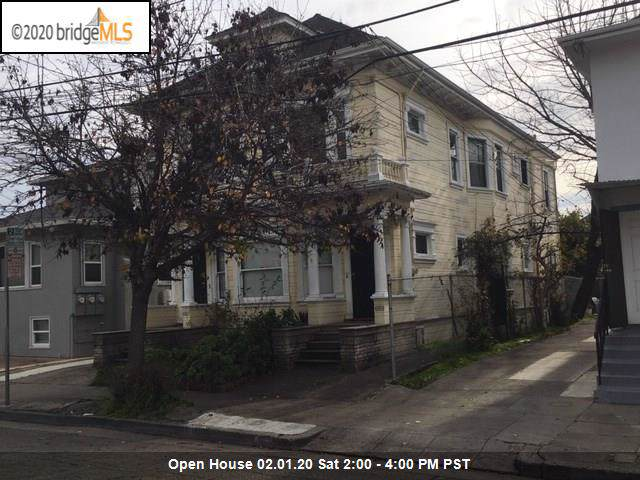 689 Apgar St, Oakland, CA 94609 (#EB40893023) :: Real Estate Experts
