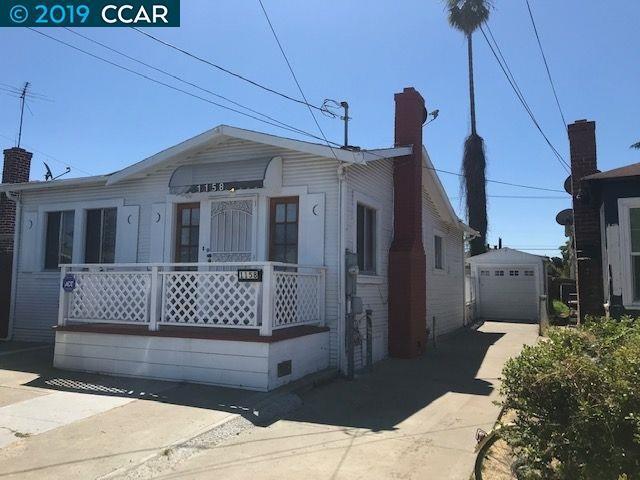 1158 58Th Ave, Oakland, CA 94621 (#CC40873632) :: Strock Real Estate