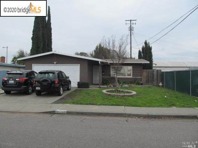 219 E Wyoming St, Fairfield, CA 94533 (#EB40892986) :: Live Play Silicon Valley