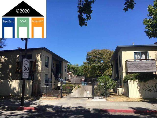 2433 San Pablo Ave, Berkeley, CA 94702 (#MR40893550) :: RE/MAX Real Estate Services