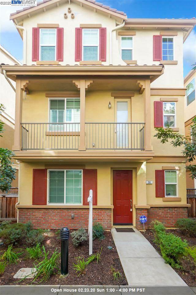 56 Regency Place, Hayward, CA 94544 (#BE40895441) :: Keller Williams - The Rose Group