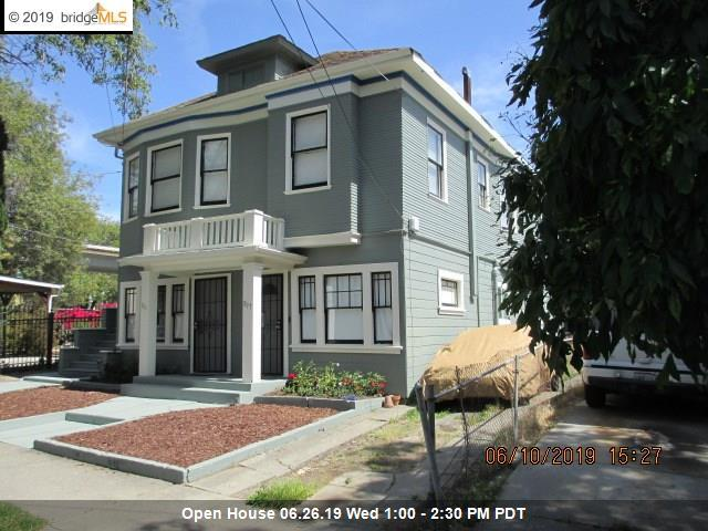 815 61st St, Oakland, CA 94608 (#EB40869544) :: The Warfel Gardin Group