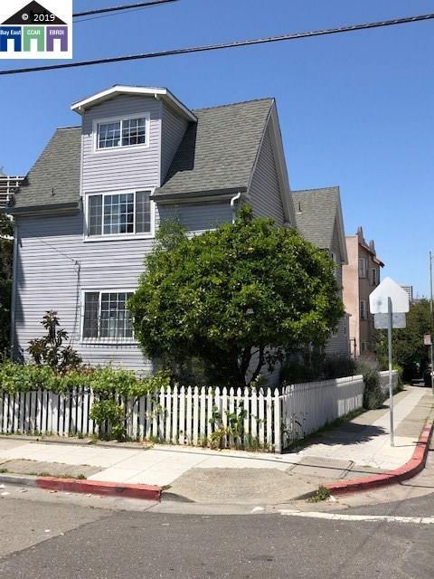 145 E. 15th Street, Oakland, CA 94606 (#MR40865089) :: The Warfel Gardin Group