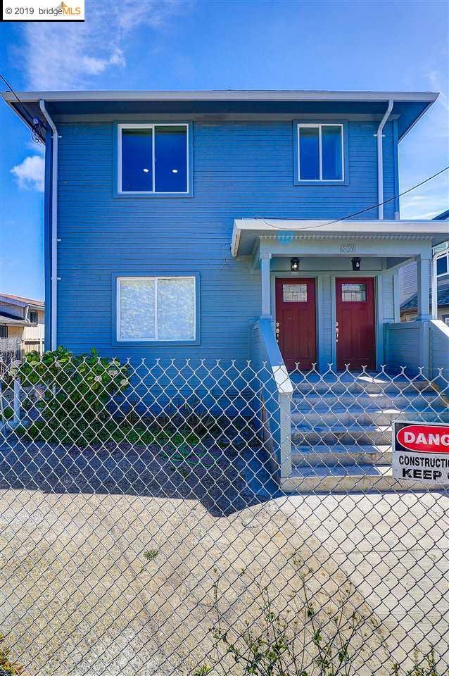 831 35th Street, Oakland, CA 94608 (#EB40867334) :: Strock Real Estate