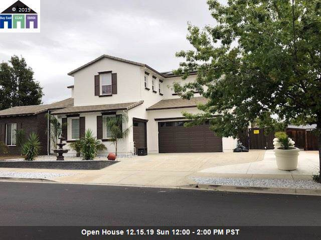 1642 Strathaven Pl, Brentwood, CA 94513 (#MR40882824) :: The Sean Cooper Real Estate Group