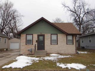 2115 S Spring Ave, Sioux Falls, SD 57105 (MLS #21700931) :: Peterson Goff Real Estate Experts