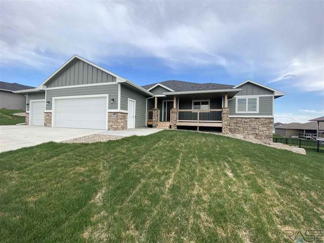 8309 E Willow Leaf St, Sioux Falls, SD 57110 (MLS #20200067) :: Tyler Goff Group