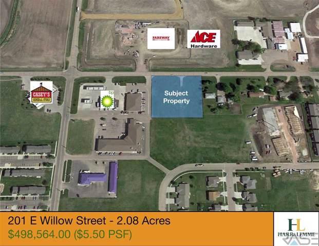 201 W Willow St, Harrisburg, SD 57032 (MLS #20200014) :: Tyler Goff Group