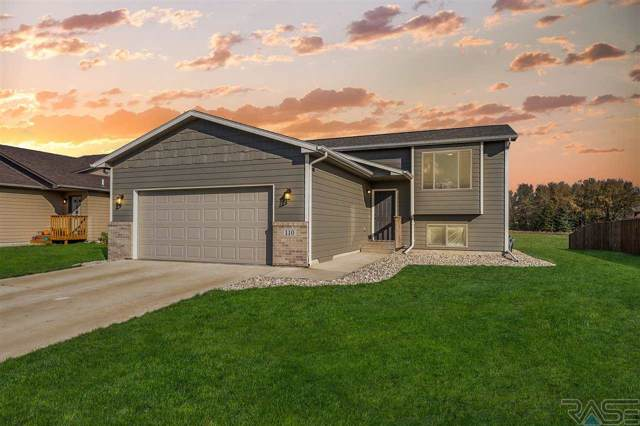 110 Ceylon Ave, Tea, SD 57064 (MLS #20200204) :: Tyler Goff Group