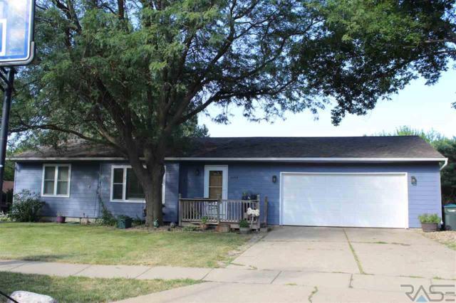 4608 S Blue Stem Cir, Sioux Falls, SD 57106 (MLS #21704580) :: Tyler Goff Group