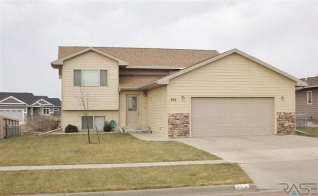 955 N James Ave, Tea, SD 57064 (MLS #21707148) :: Tyler Goff Group