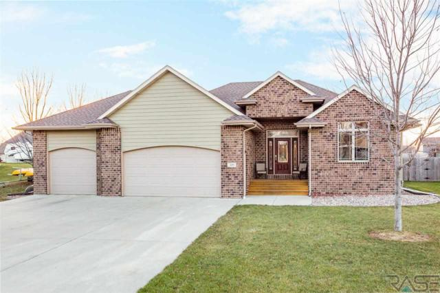 309 Emmett Trl, Harrisburg, SD 57032 (MLS #21707154) :: Tyler Goff Group