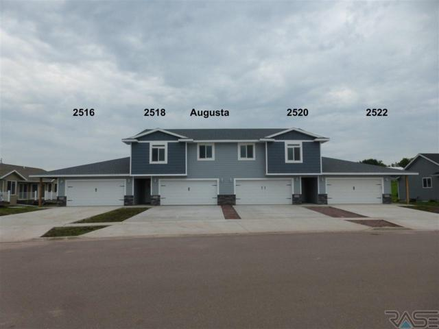 2516 E Augusta St, Brandon, SD 57005 (MLS #21707554) :: Tyler Goff Group