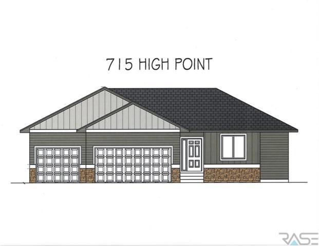 715 W High Pointe St, Tea, SD 57064 (MLS #21800749) :: Tyler Goff Group
