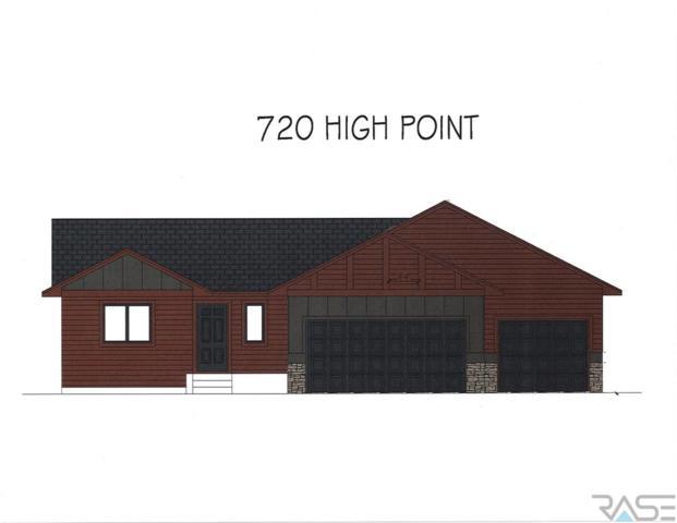 720 W High Pointe St, Tea, SD 57064 (MLS #21800750) :: Tyler Goff Group