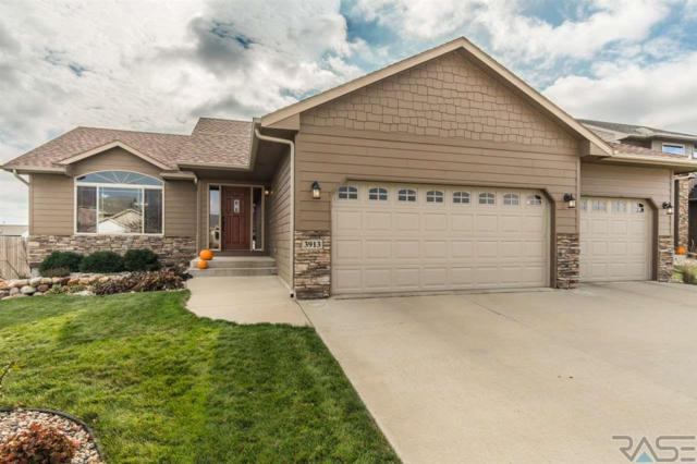 3913 W 91st St, Sioux Falls, SD 57108 (MLS #21800847) :: Tyler Goff Group