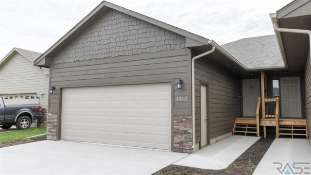 406 Macey Ave B, Harrisburg, SD 57032 (MLS #21800866) :: Tyler Goff Group