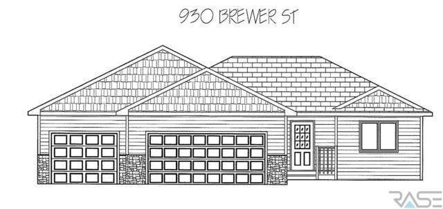 930 Brewer St, Tea, SD 57064 (MLS #21801688) :: Tyler Goff Group
