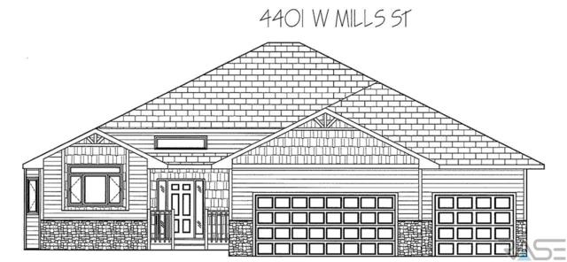4401 W Mills St, Sioux Falls, SD 57108 (MLS #21801693) :: Tyler Goff Group