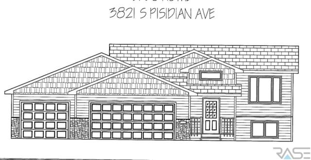 3821 S Pisidian Ave, Sioux Falls, SD 57110 (MLS #21801694) :: Tyler Goff Group