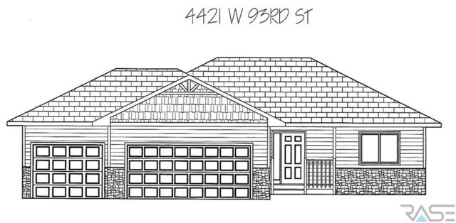4421 W 93rd St, Sioux Falls, SD 57108 (MLS #21801695) :: Tyler Goff Group