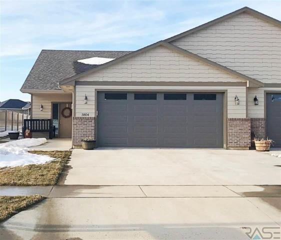 3804 Brewster St, Sioux Falls, SD 57108 (MLS #21802137) :: Tyler Goff Group