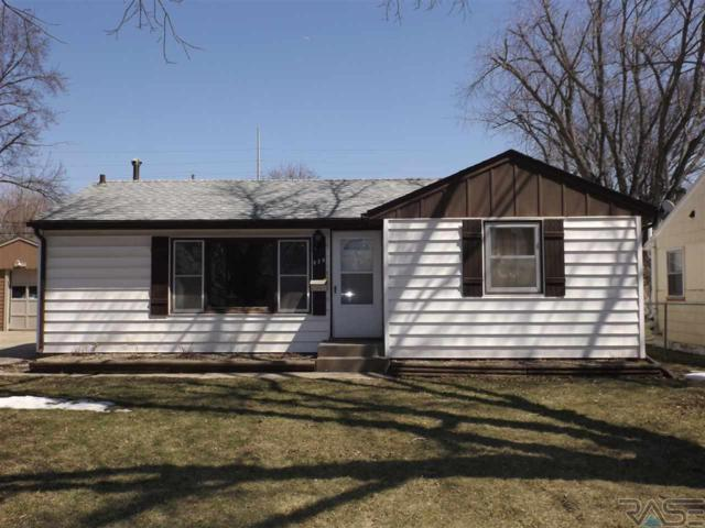 820 N Hudson Ave, Sioux Falls, SD 57107 (MLS #21802143) :: Tyler Goff Group