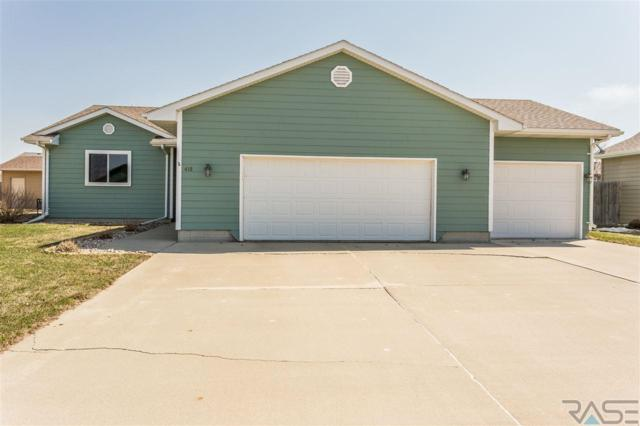 418 Claudia Ave, Harrisburg, SD 57032 (MLS #21802737) :: Tyler Goff Group