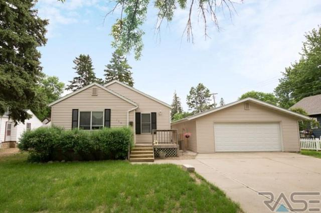 103 W 27th St, Sioux Falls, SD 57105 (MLS #21803104) :: Tyler Goff Group