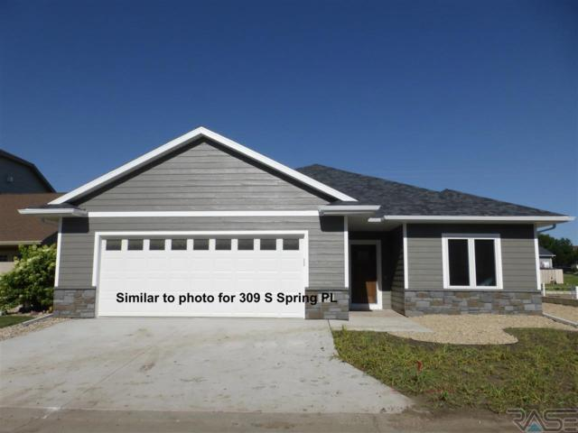 309 S Spring Pl, Brandon, SD 57005 (MLS #21803169) :: Tyler Goff Group