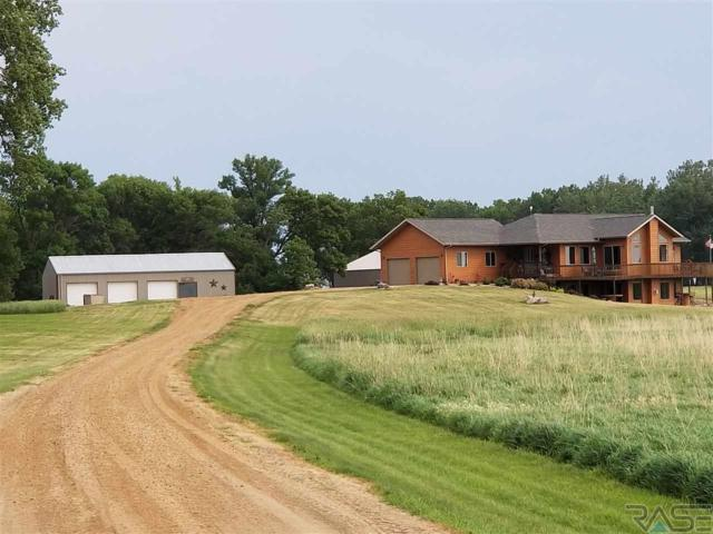 46242 230th St, Wentworth, SD 57075 (MLS #21803613) :: Tyler Goff Group